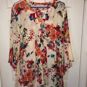 Jodifl tunic top Size S/M